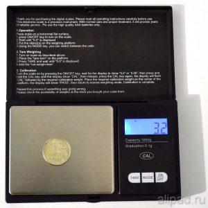 Вес монеты