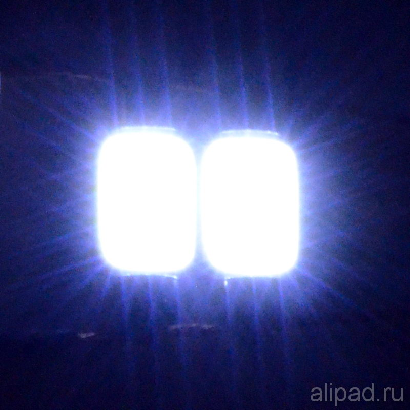 C5W светится